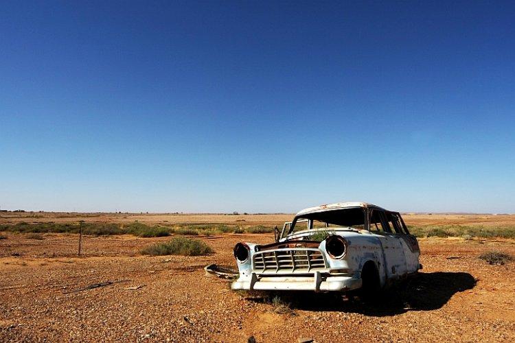 Sleeping Beauty im Outback I