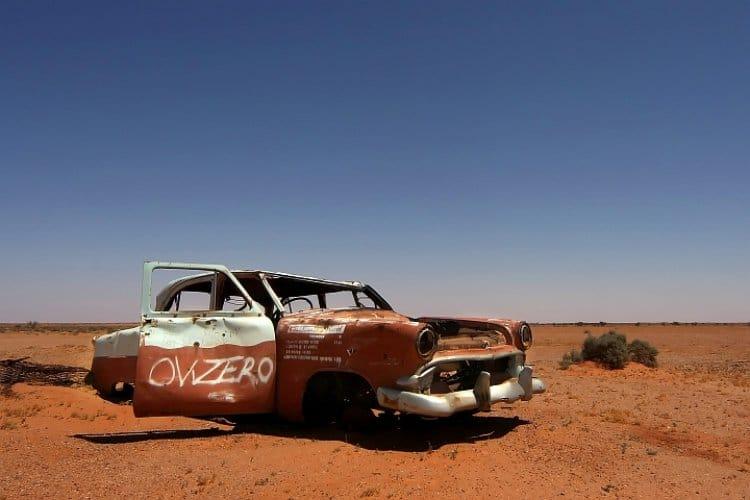 Sleeping Beauty im Outback IV