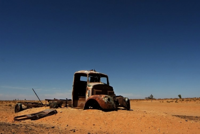 Sleeping Beauty im Outback III