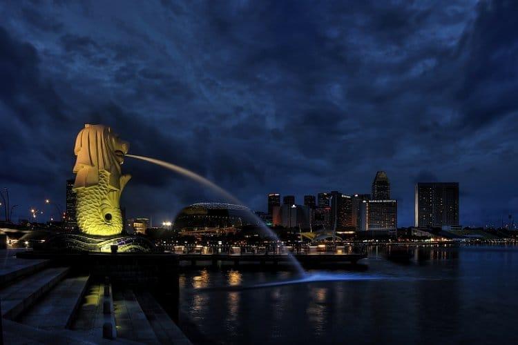 Singapur Hafen II